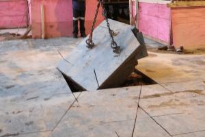 Cortadora de Suelo