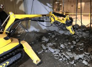 Robot Demolicion Broxx 110 Anzeve