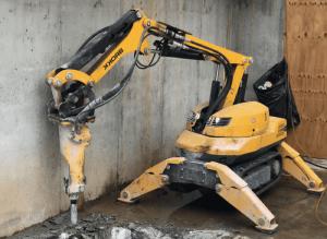 Robot Demolicion Broxx 200 Anzeve
